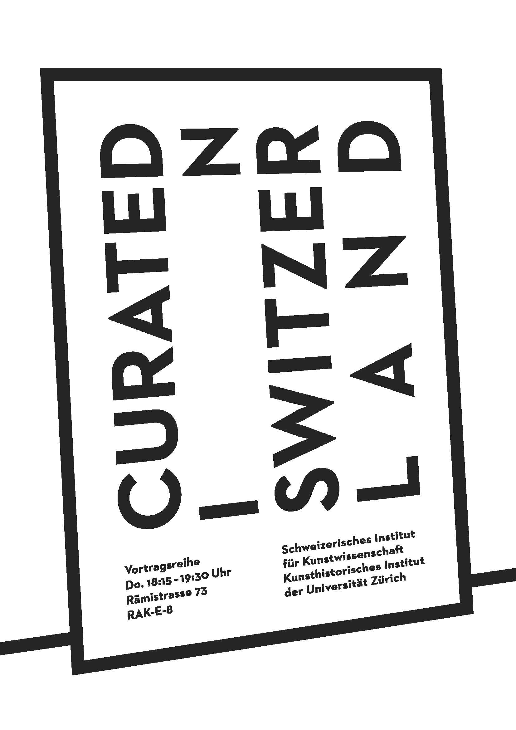Curated in Switzerland